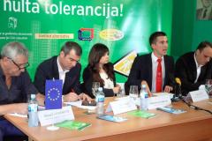 CGO - Panel diskusija: Uticaj političke korupcije na proces donošenja odluka na lokalnom nivou, 28. jul 2014, Podgorica