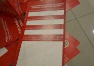 CGO - Ulična akcija Pozovi: spriječi ili liječi korupciju!, 25. mart 2014, Podgorica